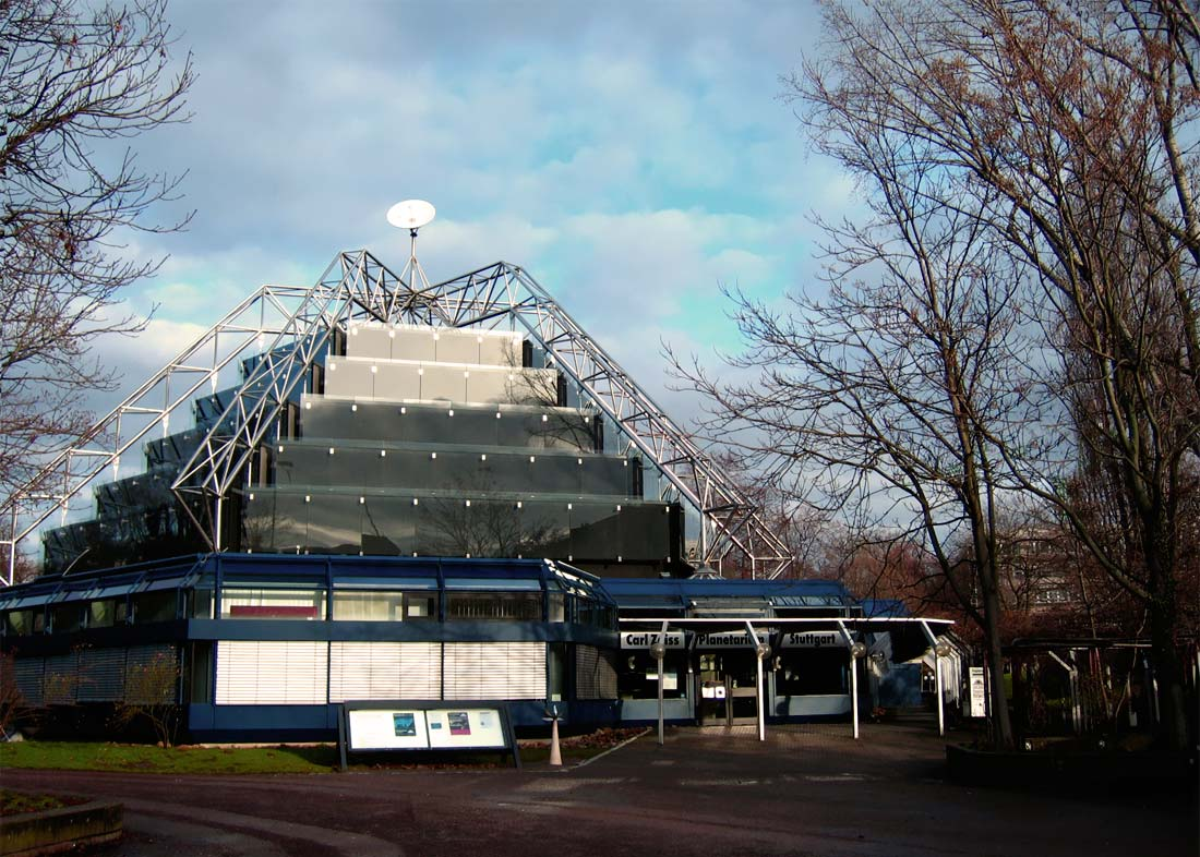 Photo: Planetarium Stuttgart